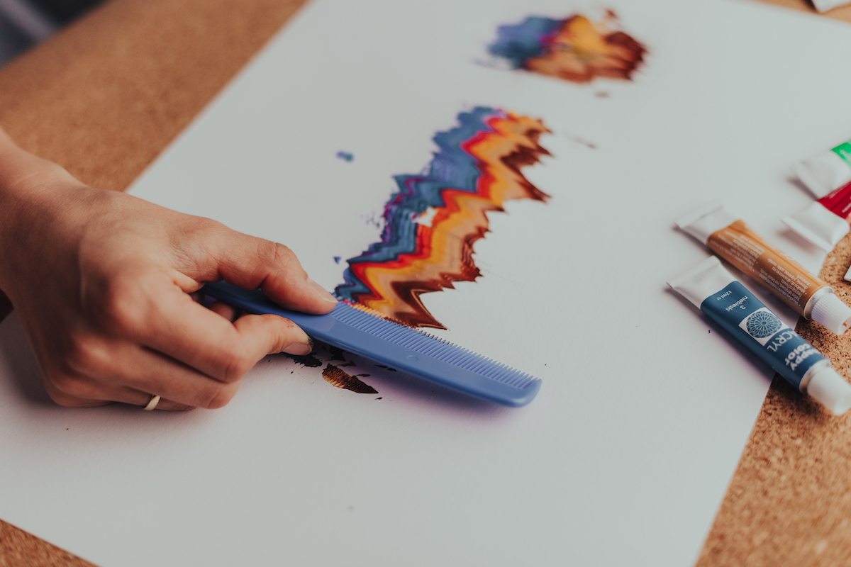 Pomysły na malowanie z najmłodszymi